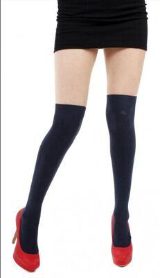 Overknee-strumpor