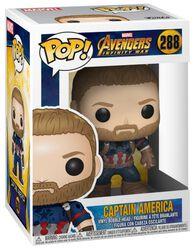 Infinity War - Captain America vinylfigur 288