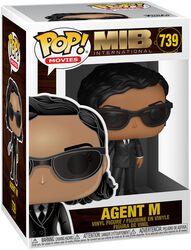 International - Agent M vinylfigur 739