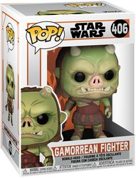 The Mandalorian - Gamorrean Fighter vinylfigur 406