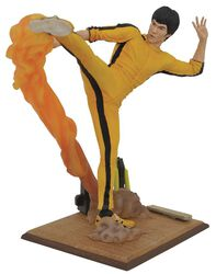 Kicking Bruce Lee - statyett