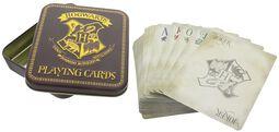 Harry Potter - Hogwarts spelkort