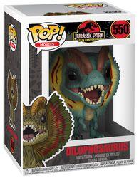 Dilophosaurus (Chase-möjlighet) vinylfigur 550
