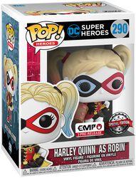 Harley Quinn as Robin vinylfigur 290