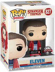 Season 3 - Eleven vinylfigur 827