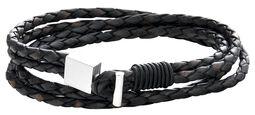 Roll Leather Bracelet