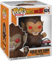 Z - Great Ape Goku (Oversize) vinylfigur 624