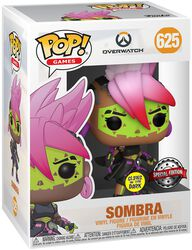 Sombra (Glow in the Dark) vinylfigur 625