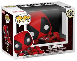 Deadpool vinylfigur 320