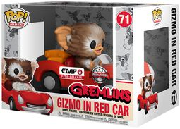 Gizmo in Red Car POP Rides vinylfigur 71