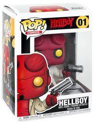 Hellboy vinylfigur 01 (Chase-möjlighet)
