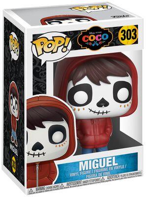 Miguel (Chase-möjlighet) vinylfigur 303