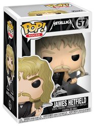 James Hetfield Rocks vinylfigur 57