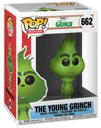 The Young Grinch vinylfigur 662