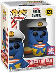 Ad Icons - SDCC 2021 - Kellogg's Sugar Smacks - Smaxey The Seal (Funko Shop Europe) vinylfigur 123