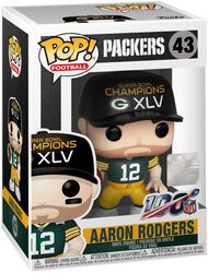 Packers - Aaron Rodgers vinylfigur 43