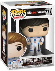 Howard Wolowitz in Space Suit vinylfigur 777