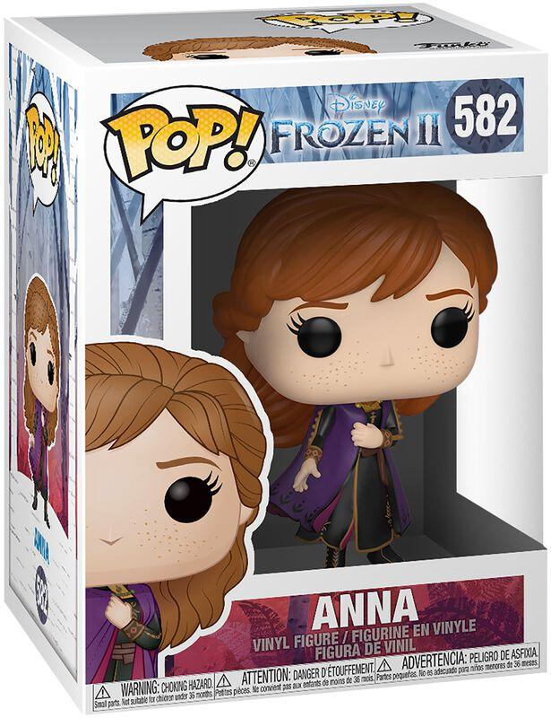 Anna vinylfigur 582