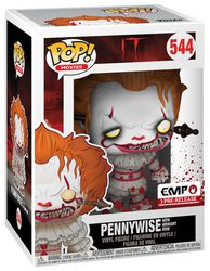 Pennywise with wrought Iron Vinyl Figure 544