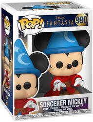 Fantasia - Sorcerer Mickey vinylfigur 990