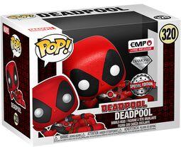 Deadpool (Glitter Diamond Edition) vinylfigur 320