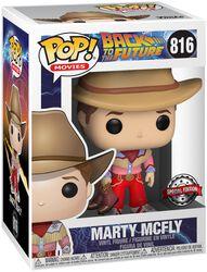 Marty McFly vinylfigur 816