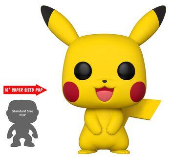 Pikachu (Life Size Pop!) vinylfigur 353