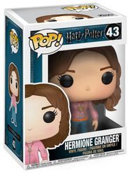 Hermione with Time Turner vinylfigur 43
