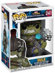 3 - Ragnarök - Hulk Gladiator vinylfigur 241