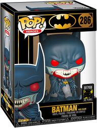80th - Batman Red Rain vinylfigur 286