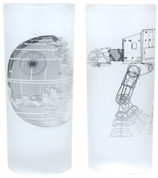Death Star & AT-AT
