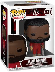 Abraham - vinylfigur 837