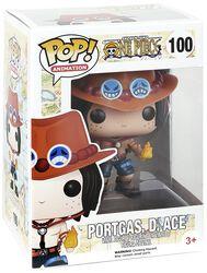 Pontgas D. Ace vinylfigur 100