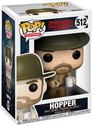 Hopper with Donut (Chase-möjlighet) vinylfigur 512