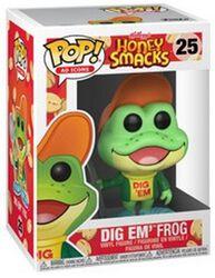 Dig em Frog (Ad Icons) vinylfigur 25