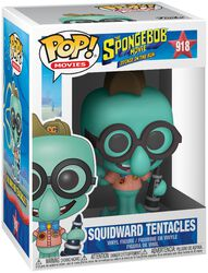 Squidward Tentacles vinylfigur 918