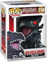 Red-Eyes Black Dragon vinylfigur 718