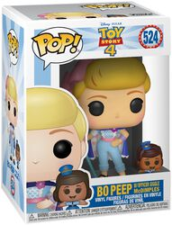 4 - Bo Peep with Officer Giggle McDimples vinylfigur 524