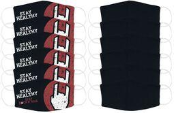 Masker & Kostymer - Stay Safe 12-pack liten storlek