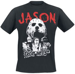Jason Voorhees - Blood Splatter