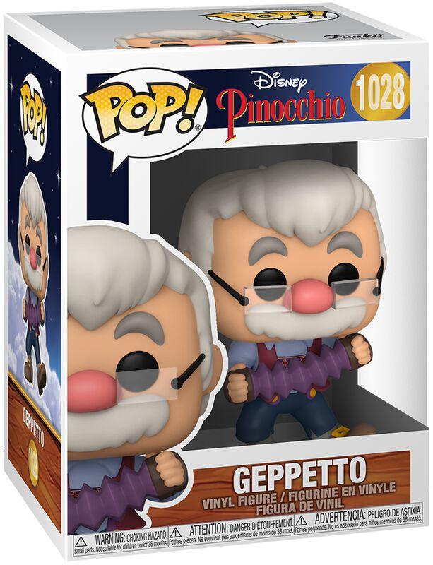 80th Anniversary - Gepetto vinylfigur 1028