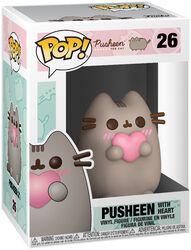Pusheen with Heart vinylfigur 26