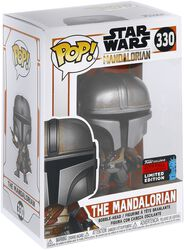 NYCC 2019 - The Mandalorian (Funko Shop Europe) vinylfigur 330