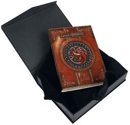 Fire and Blood Journal