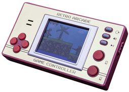 Arkadspel - spelkonsol med 153 x 8-Bitsspel