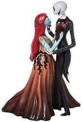 Jack & Sally Couture de Force-figur