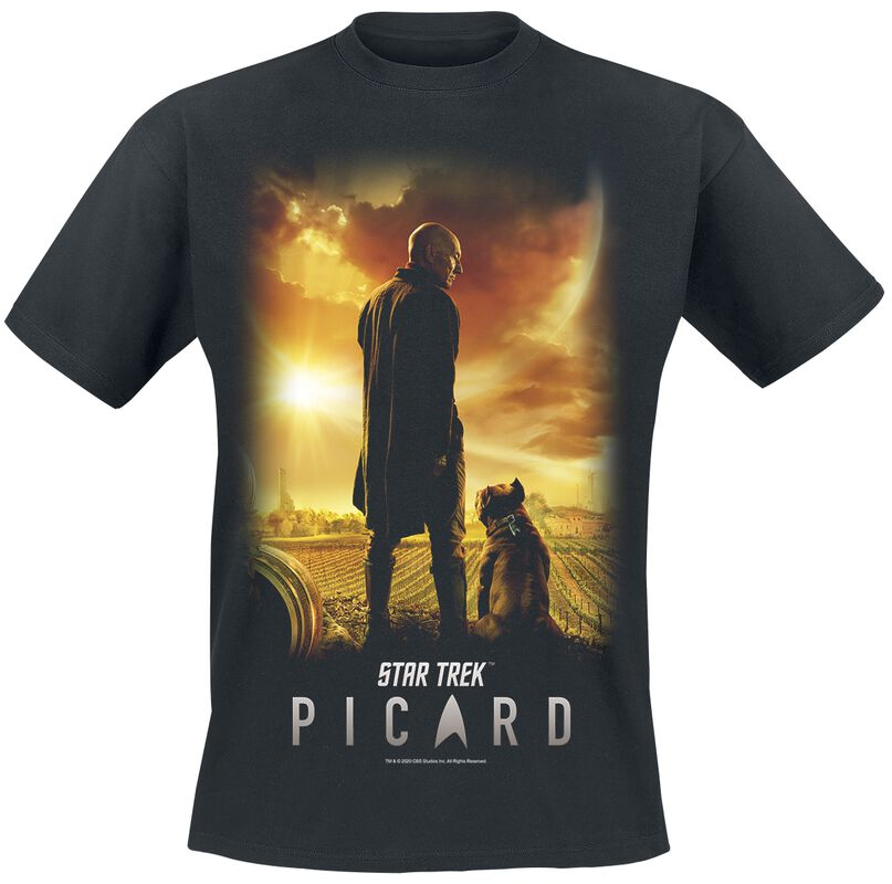 Picard - Poster