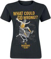 BSC T-shirt dam - 05/21