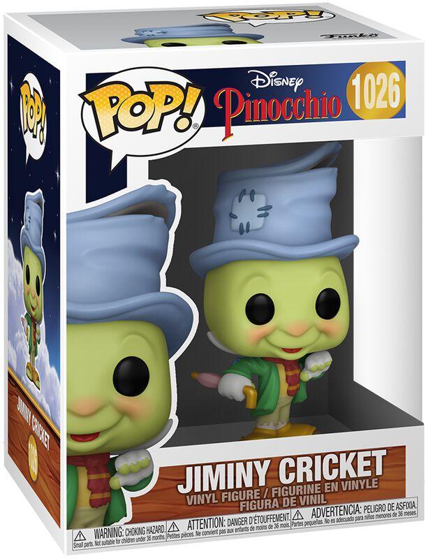 80th Anniversary - Jiminy Cricket vinylfigur 1026