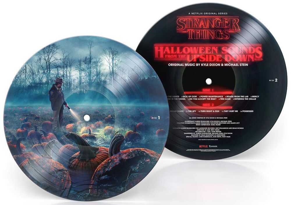 Halloween sounds from the upside down